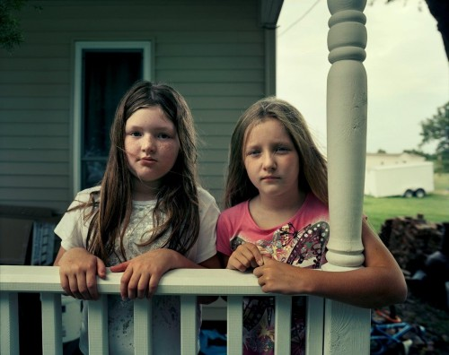 American Realities Series: Elizabeth and Aleena Arnsen (Buras, Louisiana)