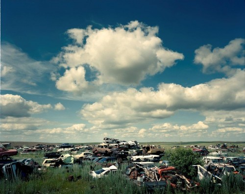 American Realities Series: Car Graveyard