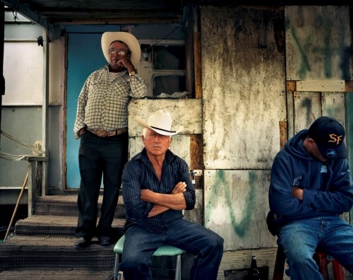American Realities Series: Migrant farm workers (Firebaugh, California)